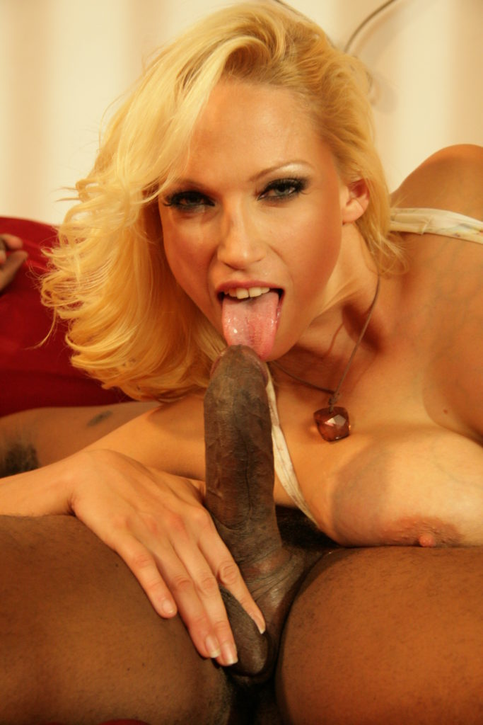 Blonde Fucks Black Cock Phonesex